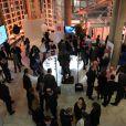 La soirée de présentation du Team BMW Performance au CNOSF à Paris le 14 mars 2012