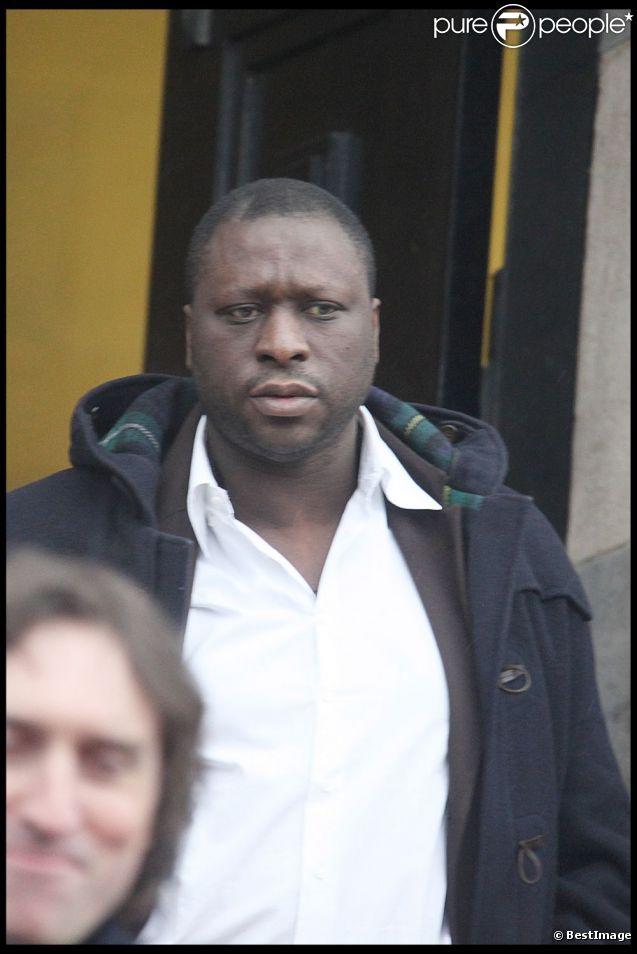 Mouss Diouf en février 2009