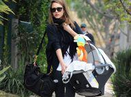 Jessica Alba avec ses deux filles adorables : elle retrouve son rôle préféré !