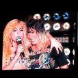 Lady Gaga et Lady Starlight au festival Lollapalooza en 2010.