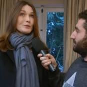 Carla Bruni et Nicolas Sarkozy : Humour, détente et audience record pour Canal+