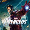 """""""Hulk et Robert Downey Jr. dans  Avengers , en salles le 25 avril."""""""