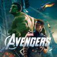 """""""Hulk et Jeremy Renner dans  Avengers , en salles le 25 avril."""""""