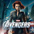 """""""Scarlett Johansson dans  Avengers ."""""""