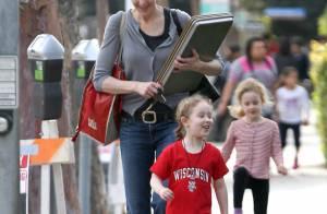 Marcia Cross : Fou rire avec ses adorables jumelles Eden et Savannah