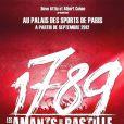 """""""Medley vidéo de présentation de l'album de  1789, Les Amants de la Bastille , à paraître le 2 avril 2012."""""""