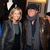 Claire Chazal et Laurent Delahousse, rois du 20h, s'éclatent avec Marc Lavoine