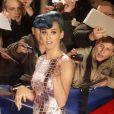 Katy Perry aux Echo Awards, Berlin, le 22 mars 2012.