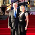 James Cameron et Kate Winslet lors de l'avant-première mondiale de  Titanic 3D  à Londres, le 27 mars 2012.