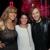 Florence Foresti s'éclate avec les Guetta devant une Marilou Berry très amincie