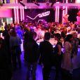 La soirée de lancement de la Twizy à l'Atelier Renault sur les Champs-Elysées à Paris le mardi 28 mars 2012