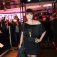 Marilou Berry lors de la soirée de lancement de la Twizy à l'Atelier Renault sur les Champs-Elysées à Paris le mardi 28 mars 2012