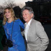 Roman Polanski et Emmanuelle Seigner en amoureux pour applaudir Cate Blanchett