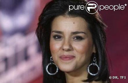 Sonia Lacen, candidate de  The Voice .