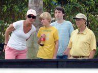 Bill Gates dépense un million de dollars pour applaudir sa fille en famille
