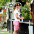 Melinda Gates le 25 mars 2012 à West Palm Beach en Floride