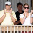 Bill et Melinda Gates le 25 mars 2012 à West Palm Beach en Floride