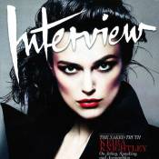Keira Knightley : Sexy en modèle androgyne sur des clichés futuristes