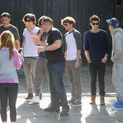 One Direction : Passer du temps chez les Obama ? Ils ont mieux à faire !