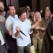 Top Chef 2012 : Jean, sacré Top Chef face à Cyrille après un duel de folie !