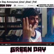 Green Day : iUno!, iDos!, iTré!, la folie des grandeurs !