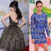 Les Blanche Neige Lily Collins et Kristen Stewart : Des rivales ?