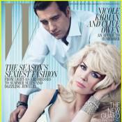 Nicole Kidman : Divine en blonde aux côtés d'un Clive Owen séduisant