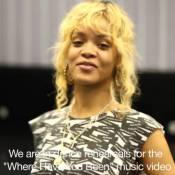 Rihanna : En répétitions, elle se déhanche avec style et sensualité