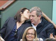 PHOTOS : Cécilia et Richard Attias toujours amoureux à Roland-Garros!