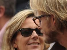 PHOTOS : Claire Chazal, un après-midi en amoureux à Roland-Garros !