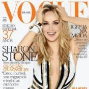 Sharon Stone sous le charme du mannequin argentin Martin Mica