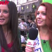 Delphine Wespiser (Miss France 2012) songe déjà à l'après-règne...