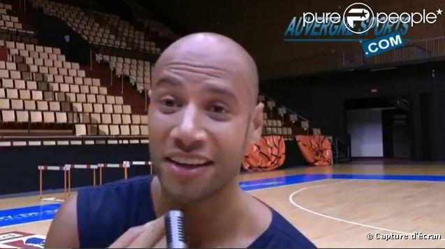 Xavier Delarue lance son site de basket - Ici, interrogé par Auvergne Sport.com