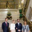 Le prince Guillaume, grand-duc héritier de Luxembourg, et la comtesse Stéphanie de Lannoy célébreront leur mariage le samedi 20 octobre 2012. La date a été annoncée le 3 mai par la cour grand-ducale, une semaine après les fiançailles des jeunes gens, annoncées le 26 avril et célébrées à Colmar-Berg le 27 avril 2012.