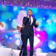 M. Pokora chante  Monday Tuesday (Laissez-moi Danser)  dans l'émission  Dalida, 25 ans déjà  que diffuse France 3 le vendredi 4 mai 2012 à 20:35.