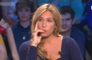 Mathilde Seigner, excédée, quitte le plateau d'On n'est pas couché