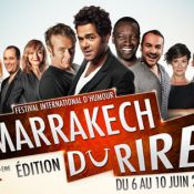 Jamel Debbouze réunit Omar, Dubosc et une foule d'humoristes à Marrakech