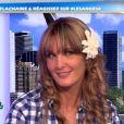 La nouvelle coupe de Marie dans  Les Anges de la télé-réalité 4 - Le Mag , jeudi 26 avril 2012 sur NRJ 12