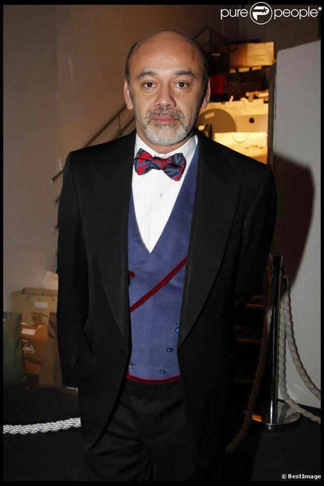 meilleur service 5dca8 dffd9 Christian Louboutin suit les traces de Marc Jacobs - Purepeople