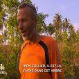 Patrick dans Koh Lanta 2012, vendredi 11 mai 2012 sur TF1