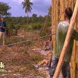 Epreuve de confort dans Koh Lanta 2012, vendredi 11 mai 2012 sur TF1
