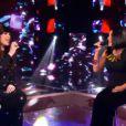 Al.Hy et Jenifer reprennent Under the Bridge des Red Hot Chili Peppers samedi 12 mai 2012 dans The Voice sur TF1