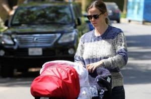 Jennifer Garner, délaissée par sa fille Seraphina, se console avec son fils