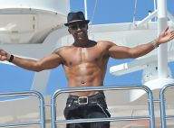 Shemar Moore fait son pin-up boy à bord d'un yacht... La Croisette a chaud
