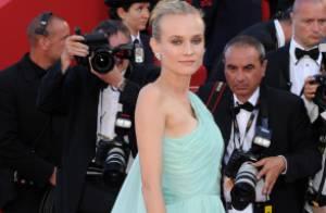 Cannes 2012 : Diane Kruger, sublime atout charme du jury