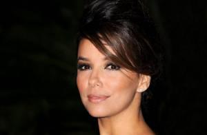 Cannes 2012 : Les L'Oréal Girls Eva Longoria et Freida Pinto en tenue de gala