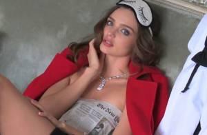Miranda Kerr : Sexy, stylée et émue aux larmes quand l'Australie l'honore