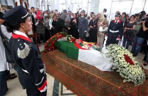 Mort de Warda : Vive émotion aux funérailles nationales de la diva algérienne