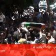 Les funerailles de Warda au Caire le 18 mai 2012