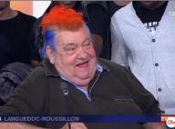 Montpellier champion de France : La crête de Loulou Nicollin pour fêter le titre